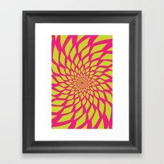 lysergic Framed Art Print