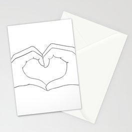 cœur Stationery Cards