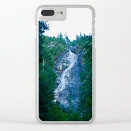 shannon falls, 2017 Clear iPhone Case
