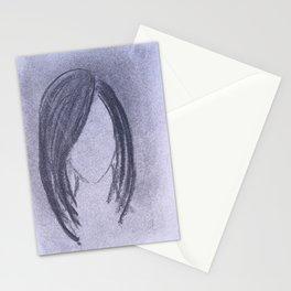 Girl #1 Stationery Cards