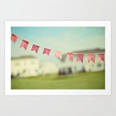 summer is in the air Art Print