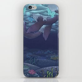 Nessy iPhone Skin