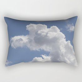 Snoopy Cloud Rectangular Pillow