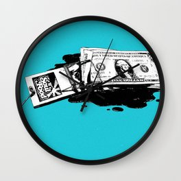 12 dead trapped Wall Clock