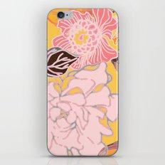 Jungle Blossoms iPhone & iPod Skin