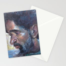 "Gregory ""The G Man"" Stationery Cards"
