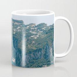 Italy, Capri Landscape View Coffee Mug