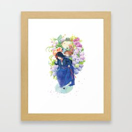 Sound of Spring Framed Art Print