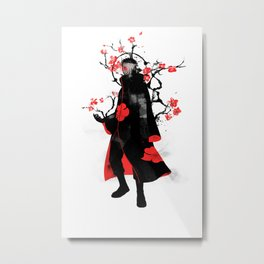 The flowering of the wrong way Metal Print