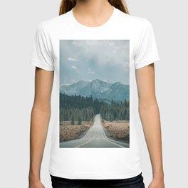 June Lake Loop T-shirt
