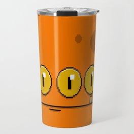 Stumpy (pixel) Travel Mug