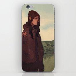 Somewhere to Go iPhone Skin