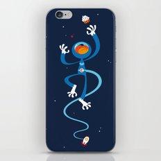 Space Drama iPhone & iPod Skin