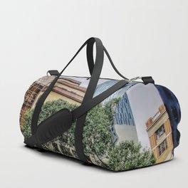 6th And Congress - Austin, Texas Duffle Bag
