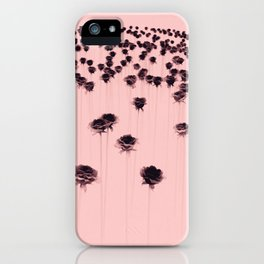 Poisoned garden iPhone Case