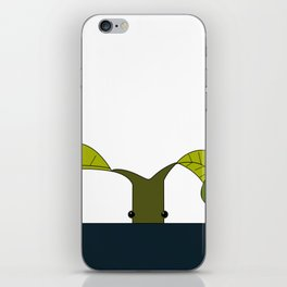 Pickett the Bowtruckle iPhone Skin