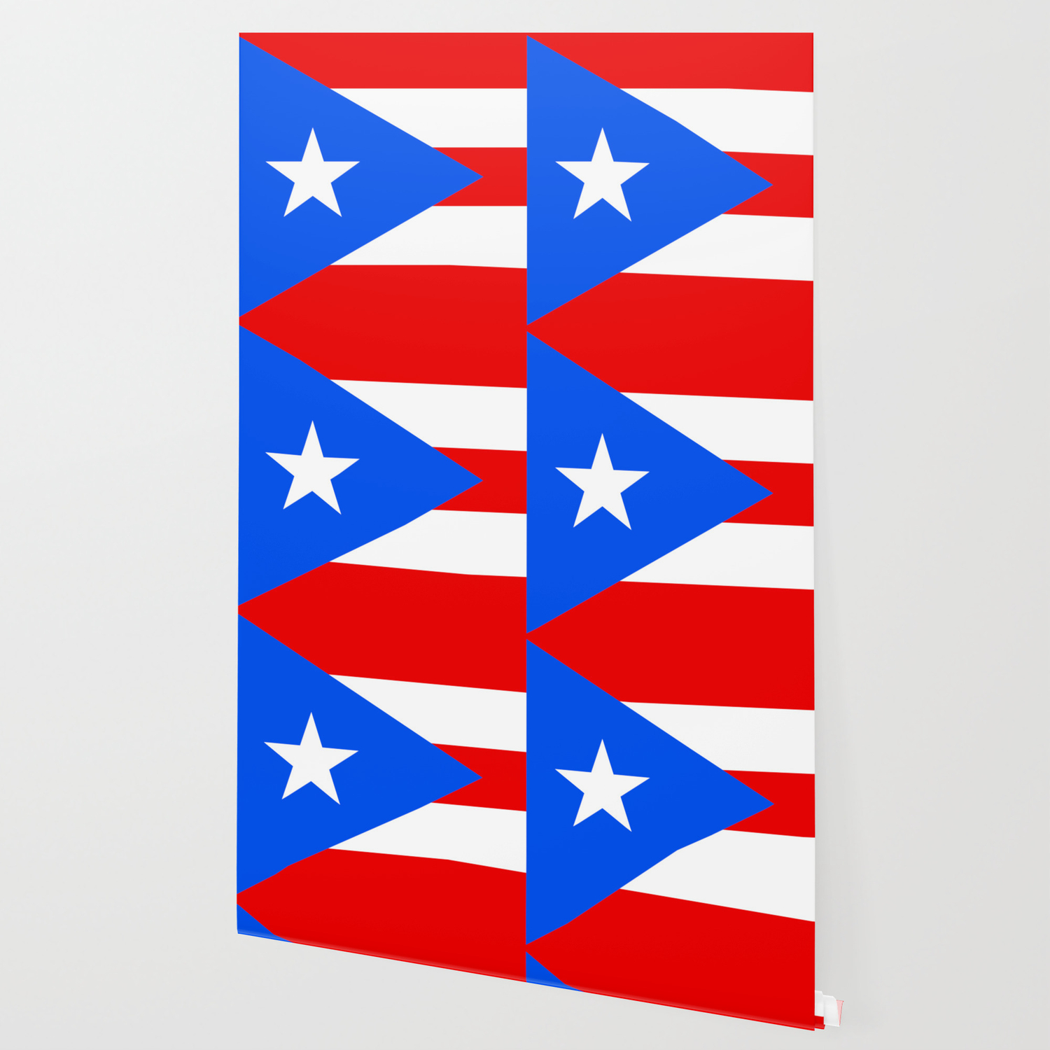 Puerto Rico Flag Wallpaper by