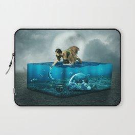 The lost Aquarium Laptop Sleeve