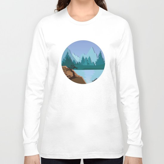 My Nature Collection No. 38 Long Sleeve T-shirt