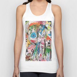 The Point Being Unisex Tank Top