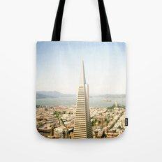 Transamerica Pyramid, San Francisco Tote Bag