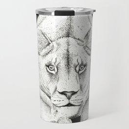 Maya the Lioness Travel Mug