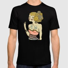 Sea Bride Mens Fitted Tee Black MEDIUM