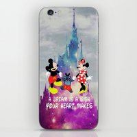ohana iPhone & iPod Skins featuring Ohana by thedeviantrabbit