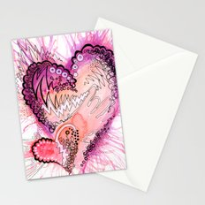 Love Letter 3 Stationery Cards