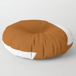 MOD_Colorblock_Camel Floor Pillow