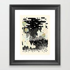 Into the Unknown... Framed Art Print