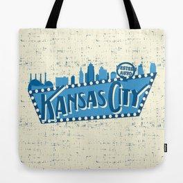 Downtown KC Tote Bag