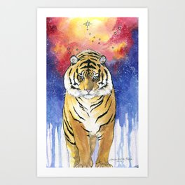 Stalking Vision Art Print