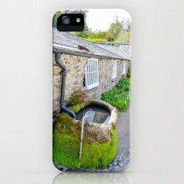 The Lost Gardens of Heligan - The Potting Shed iPhone Case