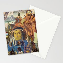 """""""Fire it up!"""" Stationery Cards"""