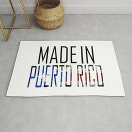 Made In Puerto Rico Rug
