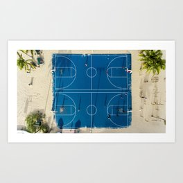 Basket 2 Art Print