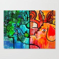 snout Canvas Print