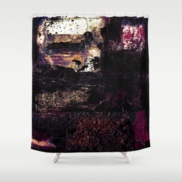 Encounters 32l by Kathy Morton Stanion Shower Curtain