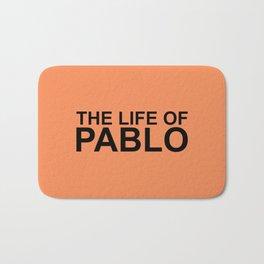 The Life of Pablo Bath Mat