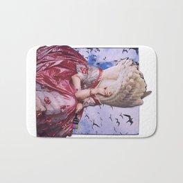 Fortuna   Collage Bath Mat