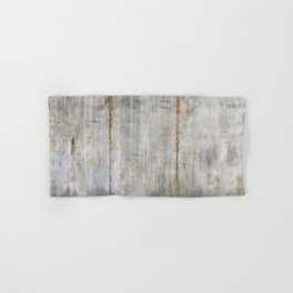 Concrete Wall Hand & Bath Towel