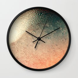 Ice Shield Wall Clock