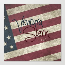 Ventura/Stern 2016 Canvas Print