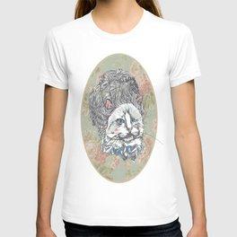 Meowrie Antoinette T-shirt