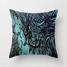 ALCON Throw Pillow