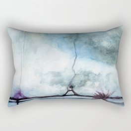 Second Chance Rectangular Pillow