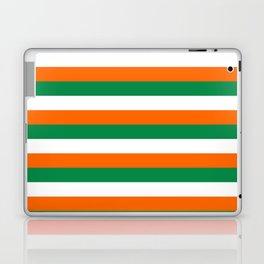 ireland ivory coast miami niger flag stripes Laptop & iPad Skin