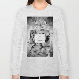 Perfume Black and White Long Sleeve T-shirt