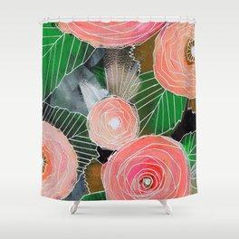 Botanic no. 2 Shower Curtain